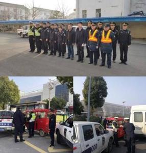商务区提前启动非标电动(燃油)三、四轮车辆专项整治工作